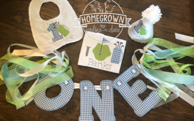 Home-Based Embroidery Spotlight: Homegrown by Carolina Claire