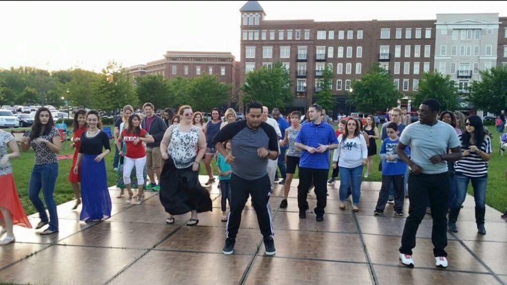 salsa dancing in providence, huntsville, al