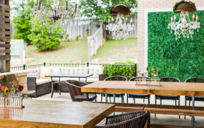 Patio Table Service in Madison, Alabama