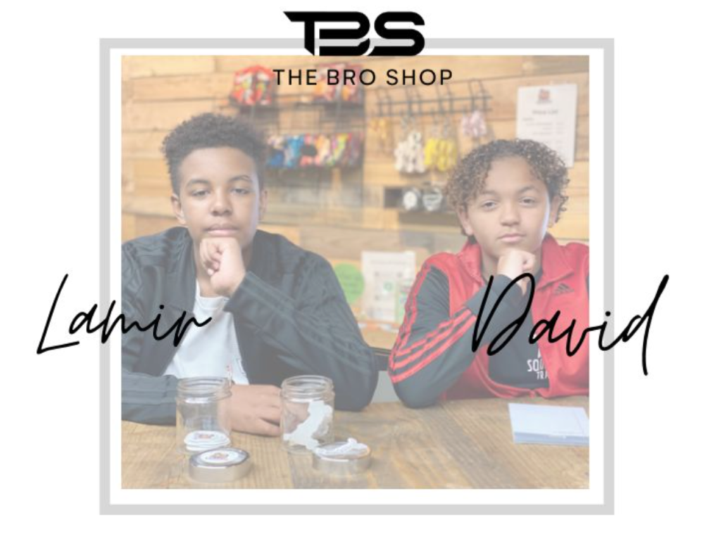 The Bro Shop was established in early 2020 and consists of products that help keep others motivated and fueled mentally and physically, such as positive t-shirts, keychains, stickers, post-workout snacks, and much more.