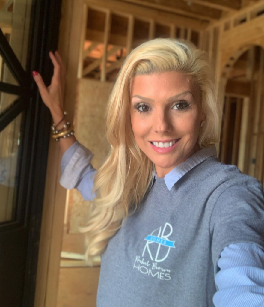 Rachel Brown, CEO of Rachel Brown Homes and well-known builder and designer in the area presents Wells Estates, a neighborhood that she describes as an exclusive, boutique, micro-niche community.
