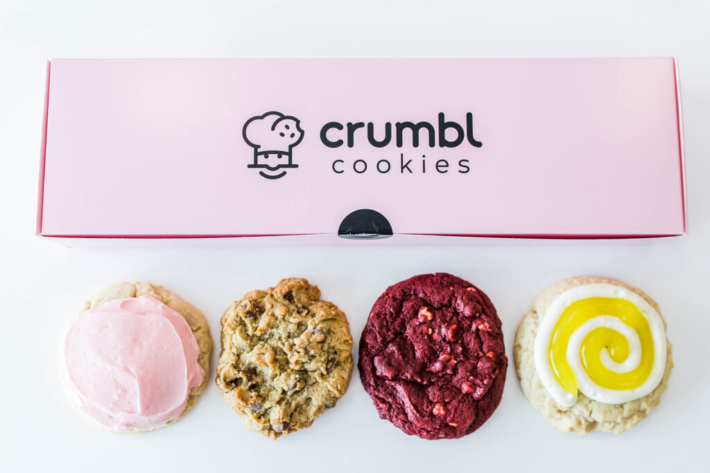 Crumbl Cookies in Madison Alabama:This Friday, June 26th is free chocolate chip cookie day at the brand new Crumbl Cookies store here in Madison, so bring your whole family to each receive a free signature chocolate chip cookie any time between 8 a.m. and midnight.