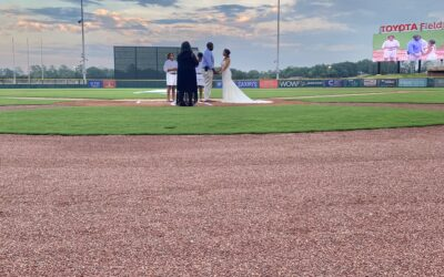 Bride Pulls Off Surprise Wedding at Rocket City Trash Pandas Stadium