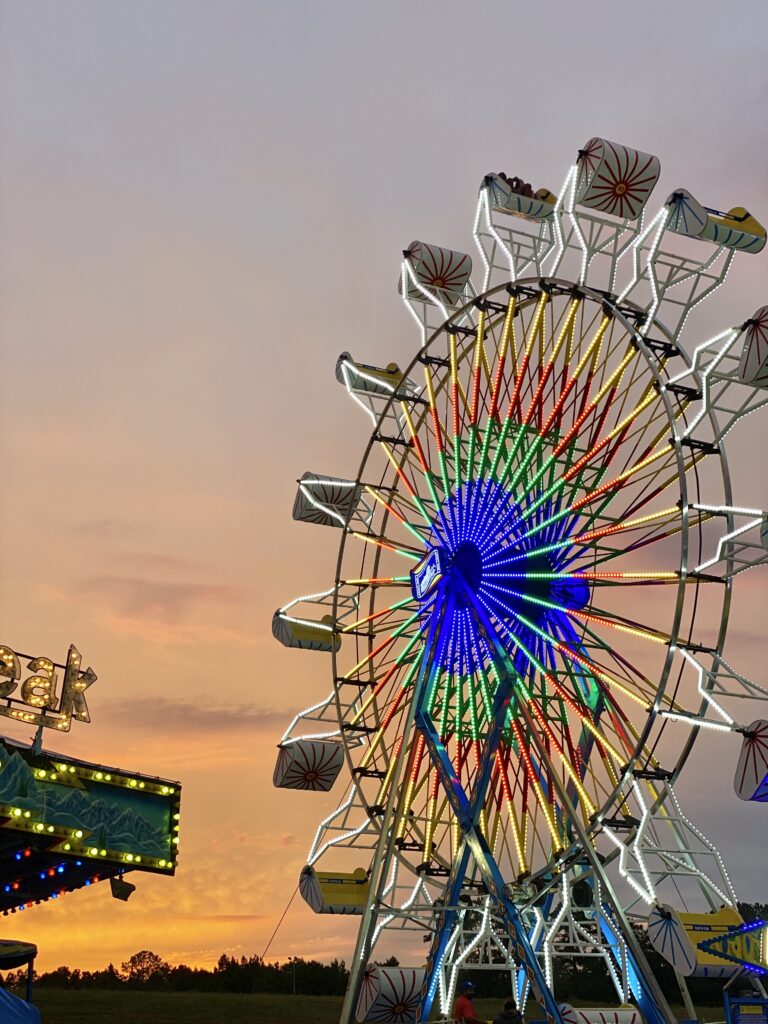 Toyota Field | Big Ol' Ballpark Fair | Madison, Alabama | Rides, Food, Tickets, Parking, Drinks, Cleanliness, and More - A Full Review
