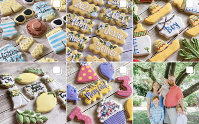 6 Bakers Who Make Decorated Custom Cookies in Madison, Alabama