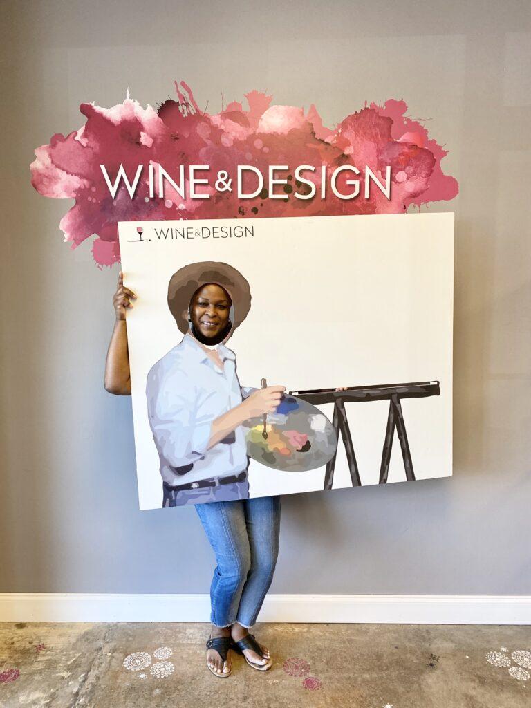 Wine & Design in Madison, Alabama