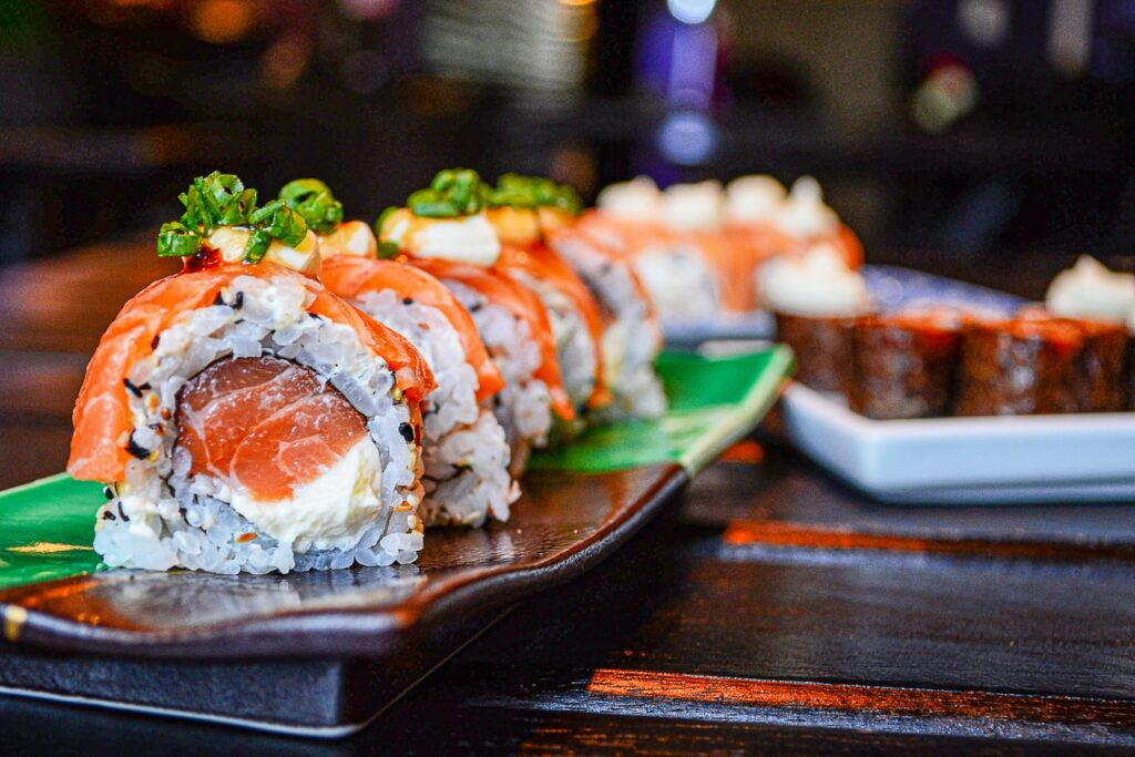 Sushi in Madison, Alabama:If sushi's what you're craving, you'll be pleased to know that there are a number of places that serve a large variety of it right here in your backyard. The next time you get a hankering for a dish like this, pull up this list, browse through the online menus below, and enjoy immensely!