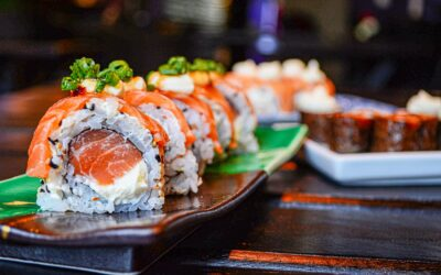 7 Places to Get Sushi in Madison, Alabama