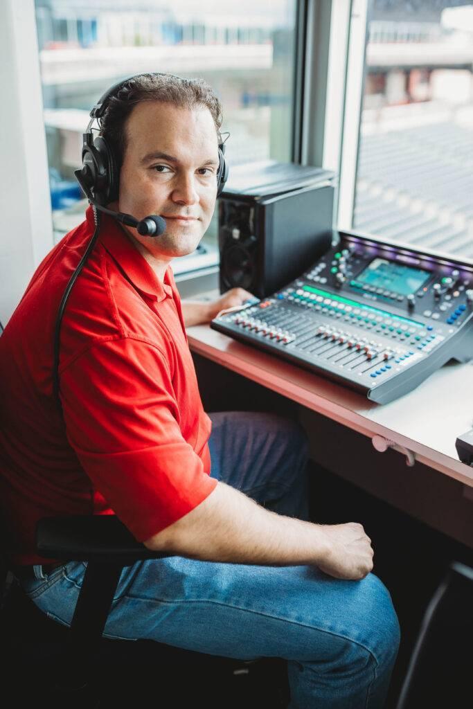 Behind the Scenes with Josh Carey, Rocket City Trash Pandas Broadcaster