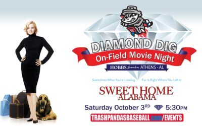 "Trash Pandas Events: Saturday's ""Diamond Dig"" Details All Summed Up"