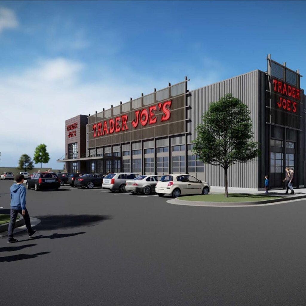 """Mayor of Huntsville Tommy Battle announced during his virtual """"State of the City"""" address that a Trader Joe's location is officially coming to Huntsville and will be located in the MidCity District."""