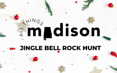 Win Up to $1,200 with the All Things Madison Jingle Bell Rock Hunt