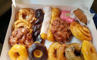 Five Places to Get Donuts in Madison, Alabama