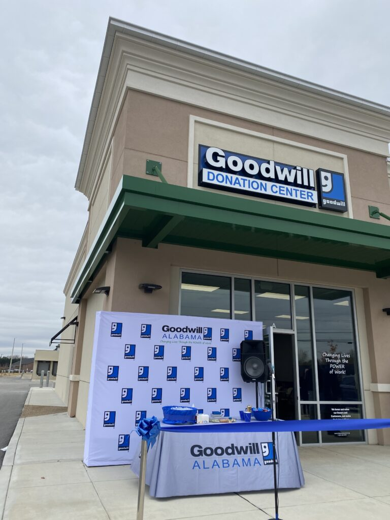 How your Goodwill donation helps others | While team members are working for Alabama Goodwill, they will also be coached and given resources via Goodwill's programs such as Skills to Succeed, NorthStar Digital Literacy, Learn Free, a youth program, and an adult program.