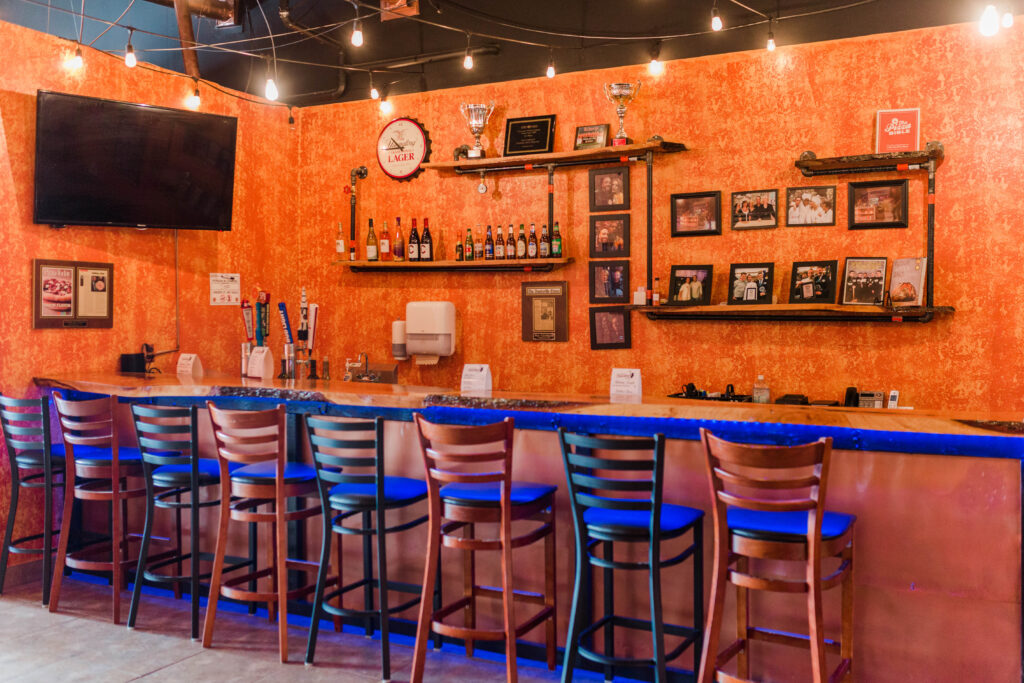 Private Facility Rental in Madison, Alabama: Valentina's Pizzeria and Wine Bar offers the option to rent out the entire facility for showers, parties, and much more.