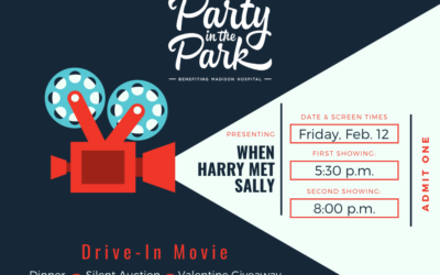 "A Valentine's Day Date Idea: ""Party in the Park"" Right Here in Madison"