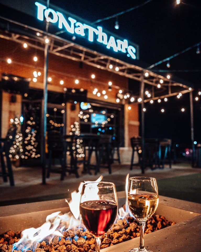 All About Jonathan's Grille in Madison, Alabama  By the end of 2021, Revelette hopes to have thriving locations at Clift Farm on HWY 72 as well as Town Madison near Toyota Field (Trash Pandas stadium).