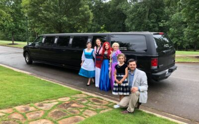 Princesses, Limos, and Chick-fil-A: The Ultimate Daddy Daughter Date Night