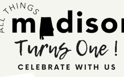 You're Invited to All Things Madison's 1st Birthday Party!