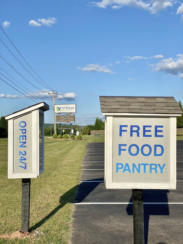 """Heritage Church in Madison, Alabama 
