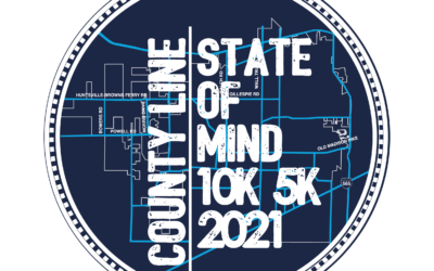 """All the Details about Madison's Inaugural County Line State of Mind 10k, 5k, and """"Run Around the Bases"""" Youth Event"""
