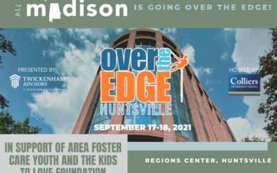 All Things Madison is Going Over the Edge!